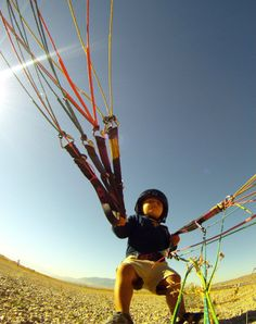 Hoping my 8 yr old can learn to kite this year!