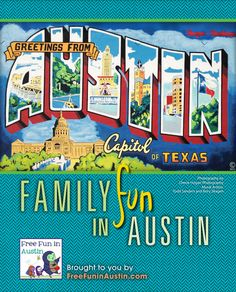 Free e-book: Family Fun in Austin