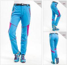 Hiking Pants Women Trekking Pants Softshell Waterproof Summer Hiking Trousers #Unbranded #CasualPants #Ski