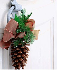 Natural+Christmas+Decorations+|+Home+Trends+Magazine