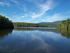 Kerr Scott Lake/Dam