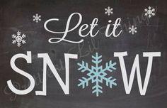 Let it snow                                                                                                                                                                                 Mehr