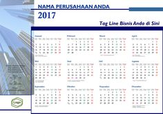 Calendar 2017 Jawa Kalender