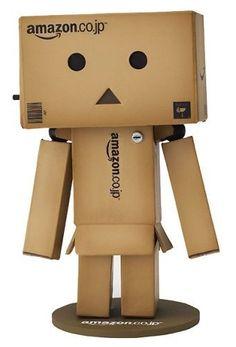 bo cardboard robot reading - photo #38