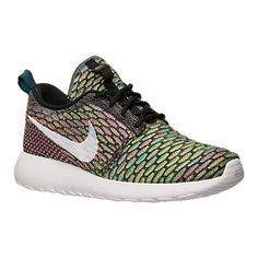 Women's Nike Roshe One Flyknit Casual Shoes - 704927 001 | Finish Line