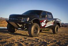 04-13 Ford F150 to Raptor One-Piece Conversion - FiberwerX Off Road Fiberglass