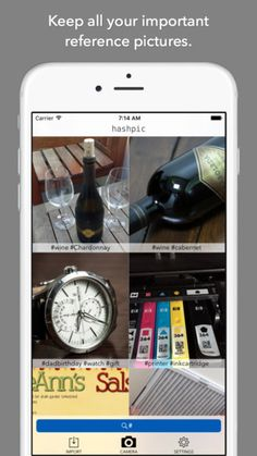hashpic - Your reference picture note app. by NatroSoft, LLC