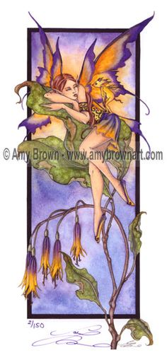 Fairy Art Artist Amy Brown: The Official Online Gallery. Fantasy Art, Faery Art, Dragons, and Magical Things Await. Fantasy Dragon, Fantasy Art, Fantasy Fairies, Amy Brown Fairies, Beautiful Fairies, Flower Fairies, Fairy Art, Brown Art, Mermaids