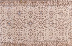 Colored Vintage Teppich - mozaiik Unikat Nr. 128TV Carpets, Beige, Rugs, Color, Home Decor, Scrappy Quilts, Vintage Rugs, Handarbeit, Schmuck
