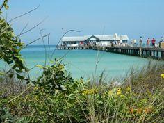 Anna Maria Island City Pier (Florida) - love it on this Island!