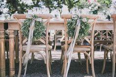 2015 Wedding Trends and Ideas. Wreaths, Garland, and Greenery. #weddingflowertrends