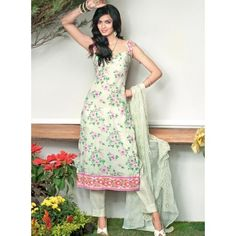 As Sweet as a Charleston Garden in May~Gul Ahmed 2012 Lawn Collection~