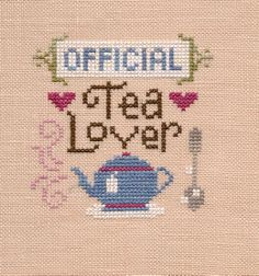 Official Tea Lover