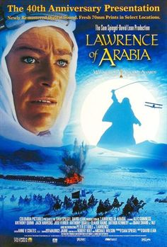 The holidays are a great time to devote all day to watching a great film! Given the recent death of Peter O'Toole, I would recommend.