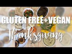 Vegan Thanksgiving Dinner Idea! Plant-Based + Gluten-Free + Oil-Free - YouTube
