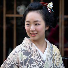祇園甲部 西村の舞妓 実佳子 KYOTO JAPAN