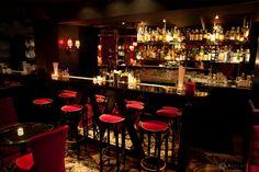 Mathis cocktails bar - Paris - www.enplace.fr - Station cocktails - Mise en place - Agencement bar
