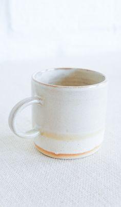 Kati Von Lehman Textured Short Mug