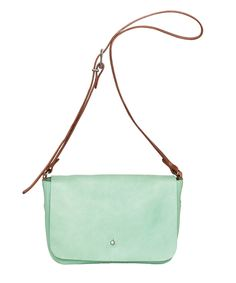 Women's Ally Capellino Isabelle Leather Crossbody Bag