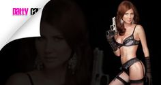 Inside Look At Smokin Hot Femme Fatale Spy Anna Chapman | Named Russia's Woman Of The Year