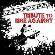 Vitamin String Quartet Tribute to Rise Against (Magnificent 7 E.P.)