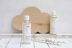 NAÏF Cuidado natural para tu bebé Soothing Baby Oil www.albarelos.com