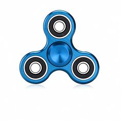 CASOFU Tri-Spinner Fidget Spinner Toy Stress Reducer Ceramic Bearing - Perfect For ADD, ADHD, Anxiety, and Autism Adult Children by CASOFU  (59)Buy new:   $  7.80 - $  28.88 (Visit the Best Sellers in Sports & Outdoors list for authoritative information on this product's current rank.) Amazon.com: Best Sellers in Sports & Outdoors...