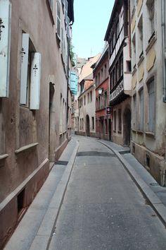 Sunday Street, Strasbourg, France