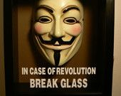 I always like the Guy Fawkes masks and after the movie V for Vendetta....I like them more.