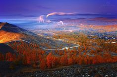 TOP 10 Landscape Photographs by the Russian Master of Photography – Vadim Balakin.  South Urals, Russia.