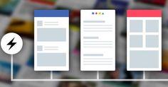 #Facebook Instant Articles supporte maintenant #Google AMP et #Apple News