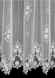 There They Are! Iu0027ve Looked For These For A While Now. Gorgeous. Lace  CurtainsKitchen ...