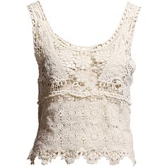 Vero Moda ida crochet sl top ❤ liked on Polyvore featuring tops, shirts, tank tops, tanks, shirt top, vero moda, pink shirts, crochet shirt and pink tank top