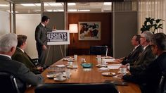 One of the best scenes in Mad Men history...possibly even tv history.