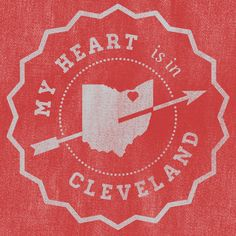 My heart is in Cleveland.