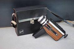 Caméra GAF 65 super 8 vintage