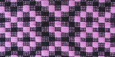 Wool blanket Folkki, weaving pattern (Tekstiiliteollisuus) / Folkki-villahuopa, kudontamalli (Tekstiiliteollisuus)