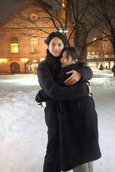 Explore Japan With KathNiel January 2019 © Kathryn Bernardo Outfits, Daniel Padilla, Couple Shots, Jadine, Instagram Pose, Couple Photography, Mom And Dad, Cute Couples, Family Photos