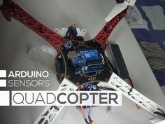 DIY ARDUINO FLIGHT CONTROLLER