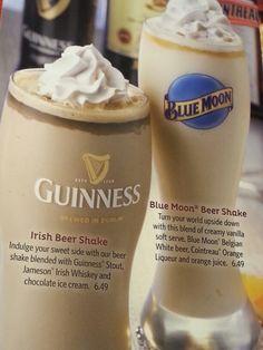 Beer shakes