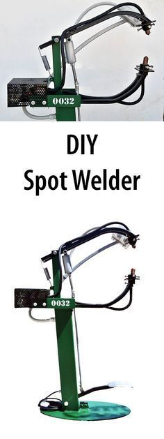 Transform an old microwave oven into a brand new spot welder!
