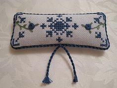 oblong mini pillow