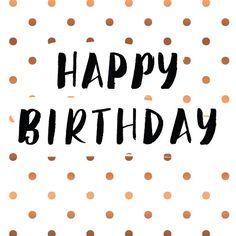 Cute Happy Birthday Tumblr Images : Happy Birthday