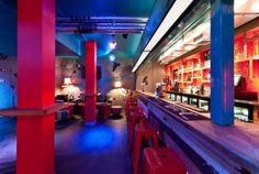 Clink 78 Hostel Kings Cross London - Clash Bar