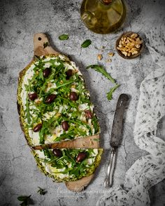 Hipster Food, Queso Ricotta, Sin Gluten, Healthy Recipes, Healthy Food, Cooking Time, Avocado Toast, Vegetable Pizza, Food And Drink