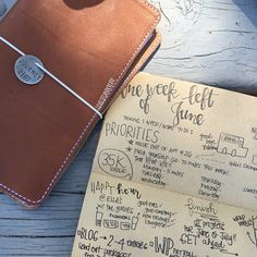 #WIDN finishing up my list on what I need to do this last week of June #creativemidorichallenge #foxydori#foxyfix#mtn#travelersnote#travelersnotebook
