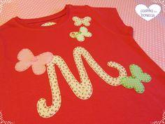 T-shirt de criança personalizada