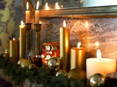 AMBIANCE FÉERIQUE - Pour une ambiance féerique, n'hésitez pas à utiliser de nombreuses bougies. Associez les formes, les différentes tailles et créez un effet spectaculaire.