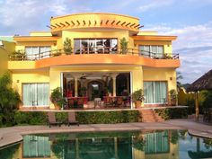 House vacation rental in Manzanillo, Mexican Riviera
