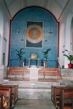 Hildegard's Reliquary, St. Joseph's, Rudesheim